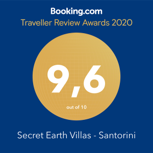 secret earth villas booking award